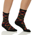 Lauren Ralph Lauren Tartan Trouser Sock - 2 Pair Pack 33801