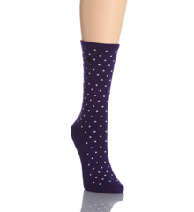 Lauren Ralph Lauren Medium Pindot Trouser Sock 33934
