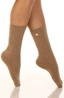 Cushion Sole Cotton Trouser Sock 3 Pair Pack