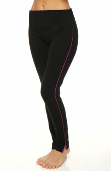 Active Legging with Color Tipping