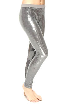 Lauren Ralph Lauren Allover Sequin Legging