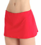 Laguna Solids Skirted Hipster Swim Bottom Image