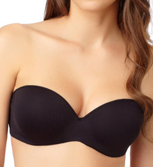 Sculptural Strapless Push-Up Bra