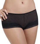 Le Mystere Pin-Up Boyshort Panty 9486