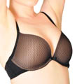Le Mystere Bardot Contour Underwire Bra 9977