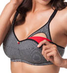 Leading Lady Casual Comfort Softcup Nursing Bra 2-Pack 4001