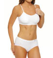 Lily Of France Dynamic Duo Bralette and Hipster Panty Set 2178141