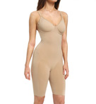 Core Firm Control Long Leg Bodysuit with Underwire Image