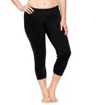 Lola Skinny Capri Plus Size Image