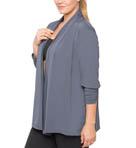 Relaxed Jacket Plus Size Image