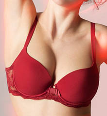 Lou Piccadilly Contour Bra 20615