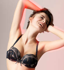 Lou Tea Time Contour Cup Bra 20617