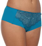 Lou Ethnic Chic Boyshort Panty 51623