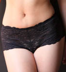 Lula Lu Petites Kallie Lace Boyshort Panty 113BY