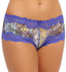 Lunaire Whimsy, Barbados Sexy Basic Boy Short Panty 15232