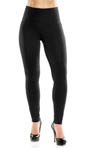 Lysse Leggings Ponte Seam Knee Detail 1109