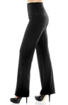 Lysse Leggings Fashion Velvet Wide Leg 1210