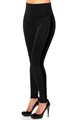 Lysse Leggings Fashion Ponte Velvet Tuxedo Stripe 1416
