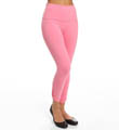 Ruched Cropped Shaping Legging Image
