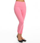 Ruched Cropped Shaping Legging