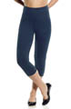 Perfect Denim Knit Shaping Capri Image