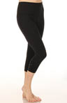 Capri Legging With Grommet Detail