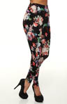 Lysse Leggings &quot;To The Ankle&quot; Floral Legging 2001