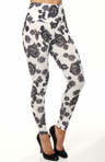"Lysse Leggings ""To The Ankle"" Lace Floral Legging 2003"