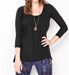 Lysse Leggings Surplice Smoothing Top 2167T