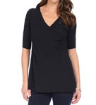 Damaris Short Sleeve Smoothing Top Image