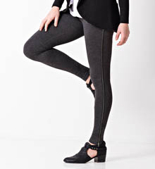Lysse Leggings Full Zip Shaping Legging 5177L