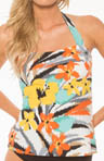 MagicSuit Marrakesh Sharon Halter Tankini Swim Top 464149