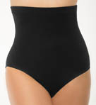MagicSuit Solid High Waist Brief Swim Bottom 475628