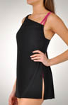 Solid Brianna Swim Dress