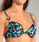Maidenform Beach So Haute Twist-Front Custom Lift Swim Top 6209384