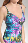 Desert Jewel Lift & Support Tankini Swim Top