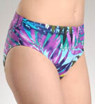 Desert Jewel Classic Hi-Waist Swim Bottom
