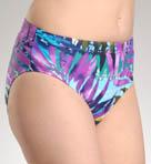 Desert Jewel Classic Hi-Waist Swim Bottom