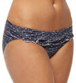 Maidenform Beach No Strings Attached Ruffle Hipster Swim Bottom 6301208
