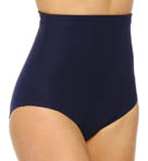 Maidenform Beach No Strings Attached Hi Waist Control Swim Bottom 6301376