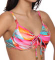 Maidenform Beach In a Flash Custom Lift Underwire Swim Top 6308103