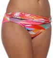 Maidenform Beach In a Flash Twist Front Hipster Swim Bottom 6308295