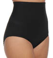 Maidenform Beach Black Tie Affair Super Hi Waist Swim Bottom 6313376