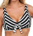 Zig Zag Lift & Support Underwire Swim Top Image
