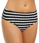Maidenform Beach Zig Zag Hipster Swim Bottom 6402352