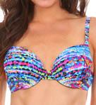 Color Spectrum Custom Lift Underwire Swim Top Image
