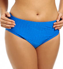 Maidenform Beach Lucky Streak Hi Waist Swim Bottom 6408352