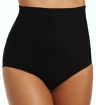 Solids Super Hi Waist Swim Bottom