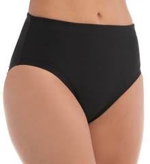 Maidenform Beach Solids Hi Waist Swim Bottom 6413388