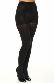Maidenform Hosiery Skinny Tights Opaque Tights - 2 Pack 13002